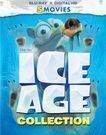Ice Age: 5 Movie Collection (Blu-ray + Digital HD)