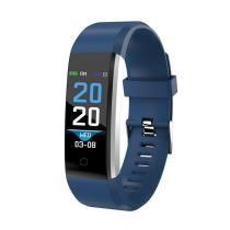 ID115 Plus 2 Color UI Display Smart Bracelet w/ Blood Pressure Oxygen Monitor Sport Tracker Now $8.99 + Free Shipping