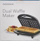 Insignia Dual Waffle Maker