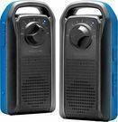 Insignia Portable Speaker w/ Walkie-Talkie Set
