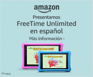 Introducing FreeTime Unlimited in Spanish | Christmas Gifts Idea