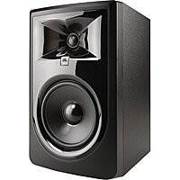"JBL 306P MkII - Powered 6.5"" Two-Way Studio Monitor $84"