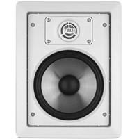 """JBL SP6II 6.5"""" In-Wall Loudspeakers Pair (White) $69.99"""
