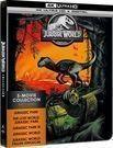 Jurassic World: 5-Movie Collection Blu-Ray Set