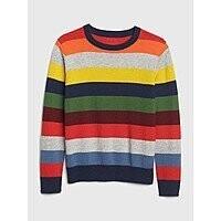 Kids Crazy Stripe Sweater $16.99 + ship