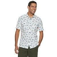 Kohls Cardholders: Men's Croft & Barrow Polo Shirt $5.60, Button-Down Shirt $7, Dress Shirt $6.72 & More + Free Shipping