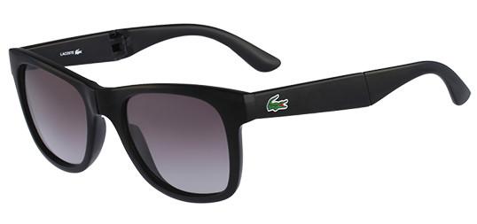 LACOSTE Soft-Square Foldable Sunglasses $38 + Free Shipping