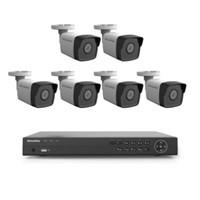 LaView 8-Ch 4MP 1520p 4TB Hard Drive Surveillance System $459