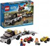LEGO City ATV Race Team 60148 Building Kit with Toy Truck (239 Pcs)