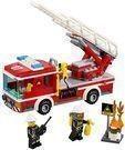 LEGO City Fire Ladder Truck Set (60107)