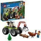 LEGO City Fabulous Vehicles Forest Tractor 60181