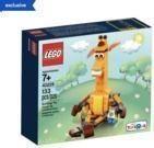 LEGO Geoffrey & Friends (Toys R Us Exclusive)