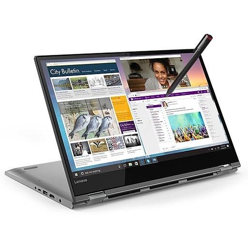 "Lenovo Flex 6 2-in-1 Laptop: Intel Core i5-8250U, 14"" 1080p Touchscreen, 8GB DDR4, 256GB SSD, Win 10 $549.99 + Free Shipping"