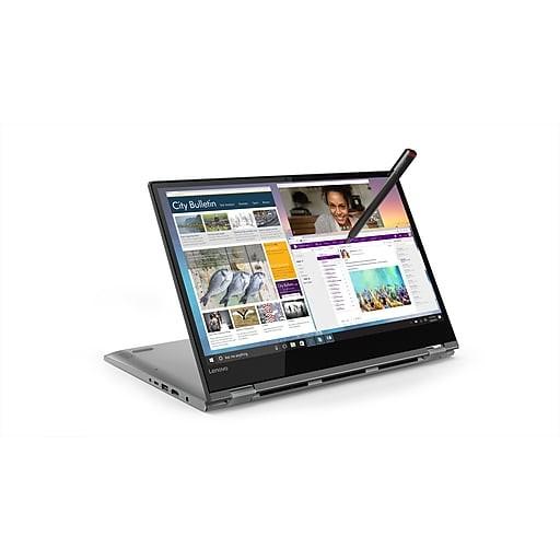 "Lenovo Flex 6 2-in-1 Laptop: Intel Core i5-8250U, 14"" 1080p Touchscreen, 8GB DDR4, 256GB SSD, Win 10 $599.99 + Free Shipping"