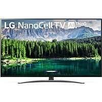 "LG Nano 8 SM8600PUA 49"" Class HDR 4K UHD Smart NanoCell IPS LED TV w/ coupon $447"