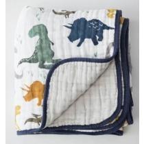 Little Unicorn Cotton Muslin Quilt Now $50