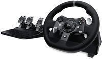 Logitech G920 Driving Racing Wheel + Pedals (Xbox One)