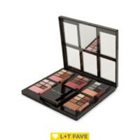 Lord & Taylor On the Go Essentials 5-Palette Makeup Set 41 pcs (reg. $25), w/ ShopRunner $11.04