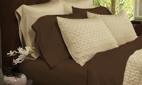 Luxury Home Bamboo-Blend Sheet Set