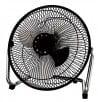 "Mainstays 9"" High Velocity 3-Speed Fan, Model #MF-9, Black"