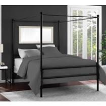 Mainstays Metal Canopy Bed from $102 + Free Shipping