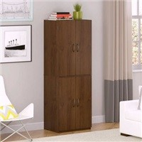 Mainstays Storage Cabinet (Northfield Alder) $59.99