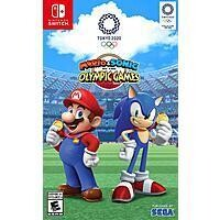 Mario & Sonic at the Olympic Games: Tokyo 2020 $47 at Walmart