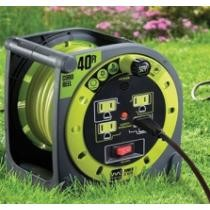 Master Plug Heavy Duty Extension Cord Reels from $19.99