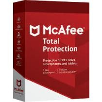 McAfee Total Protection 10 Now $99.99
