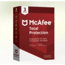 McAfee Total Protection 2016 Now $89.99