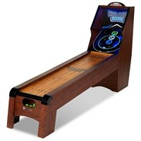 MD Sports 9ft Roll & Score Skee Ball Table Game $329.99