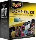 Meguiars Complete Car Care Kit Essential Detailing Kit