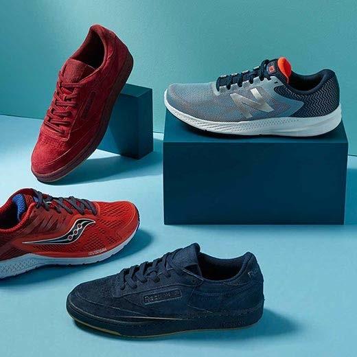 Men's Athletic Shoes | Valentine's Day Deals