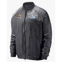 Men's Super Bowl LIII Bomber Jacket Now $250