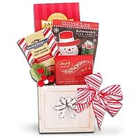 Merry & Bright Gift Basket $47 + Free Shipping