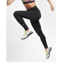 Mid-Rise Body-Hugging Women's Tights Now $55