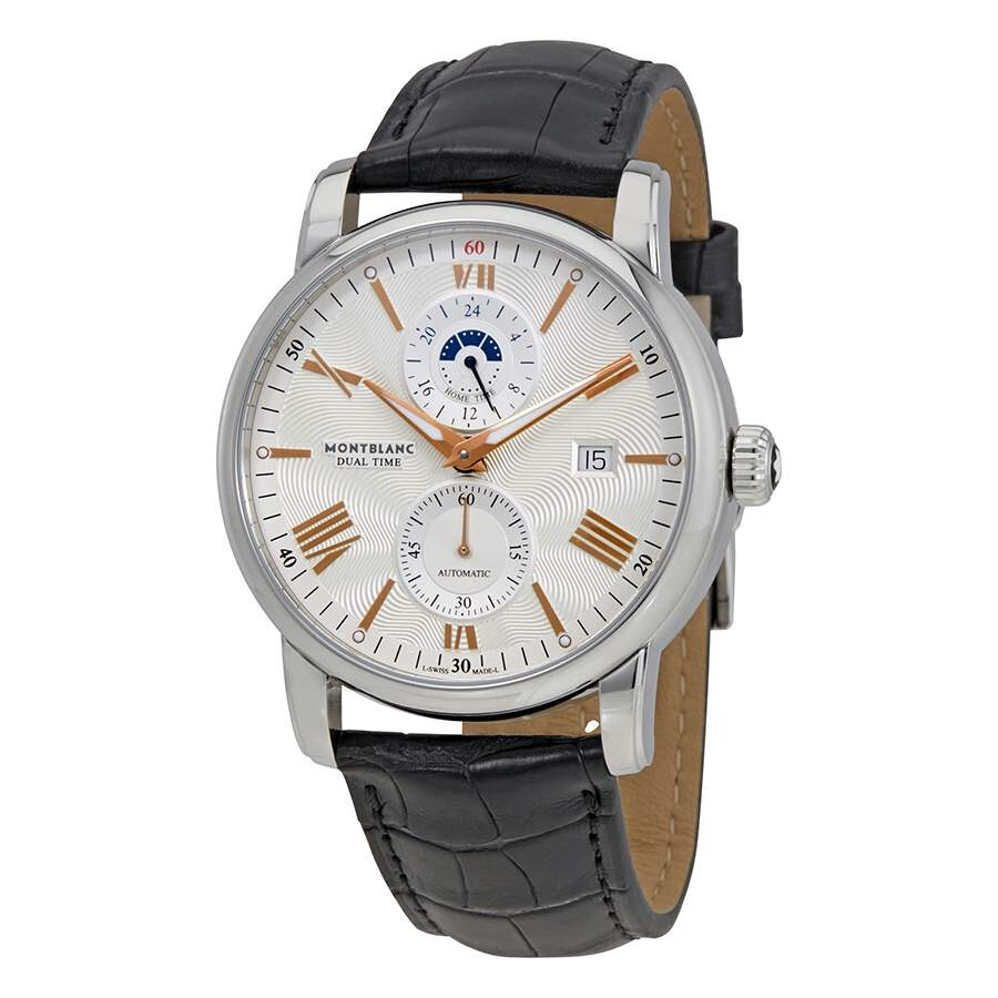 Montblanc 4810 Automatic Watch w/ Seconds & Hours Subdials $1775 + free s/h