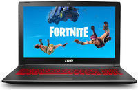 "MSI GV62 15.6"" Laptop w/ Intel i5 CPU + Fortnite Extras"