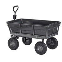 Muscle Carts 1,200 lbs. Capacity Steel Dump Cart $75.19