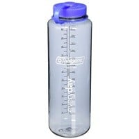 Nalgene HDPE 48oz Silo Wide Mouth BPA-Free Water Bottle $6.87