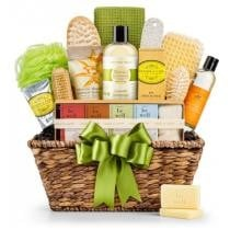 Natural Spa Basket Now $99.95