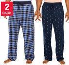 Nautica Men's Fleece Pant - 2 Pack