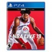 NBA Live 19: The One Edition (PS4 or Xbox One)