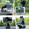Neo Grab Adjustable Smart Phone & GPS Holder Car Mount