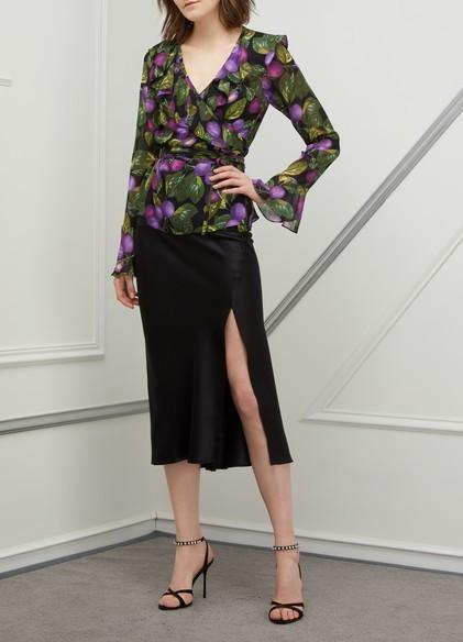 New arrivals: Marc Jacobs low-cut blouse