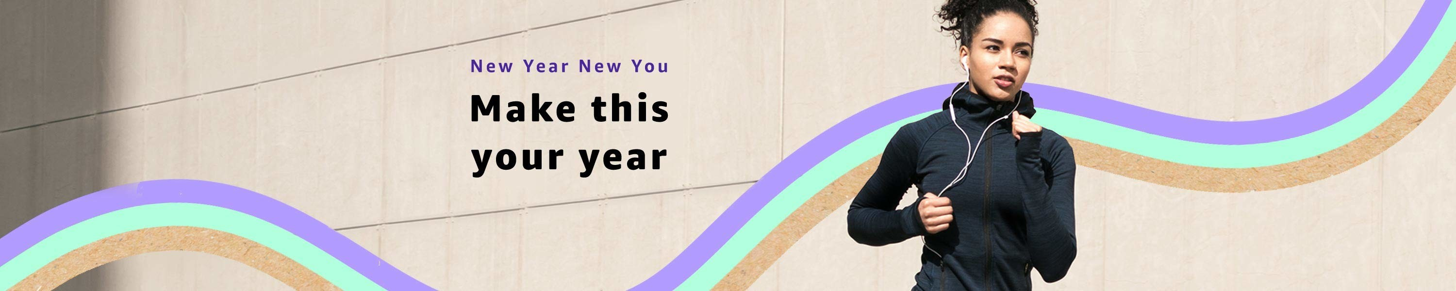 New Year, New You | New Year's Resolutions Deals