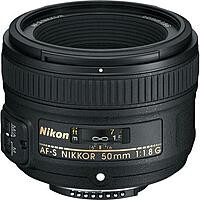 Nikon Lenses (Refurb): 10-20mm F4.5-5.6G VR $215, 35mm F1.8G DX $139, 50mm F1.8G