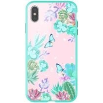 Nillkin Butterfly Pattern Glass Protection Case for iPhone XS Max Now $5.88