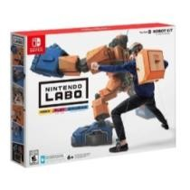 Nintendo Labo Toy-Con 02 Robot Now $49.99 + Free Shipping