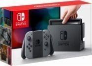 Nintendo Switch Console w/ Gray Joy-Con